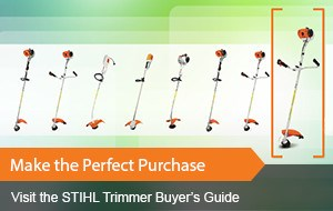 Make the Perfect Purchase with the STIHL Trimmer Guide